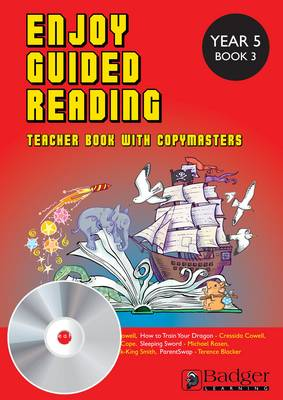 Enjoy Guided Reading: Year 5 Book 3 & CD by