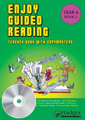 Enjoy Guided Reading: Year 6 Book 2 & CD by