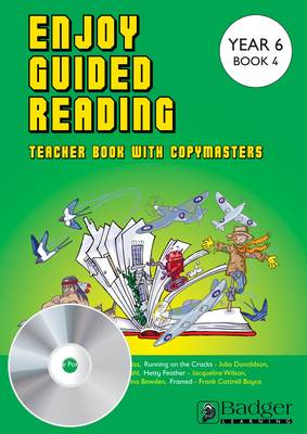 Enjoy Guided Reading: Year 6 Book 4 & CD by