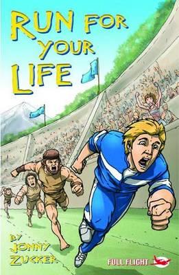 Run for Your Life by Jonny Zucker