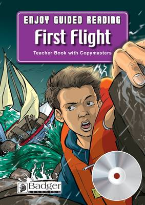 First Flight Guided Reading Teacher Book & CD by Jane A. C. West