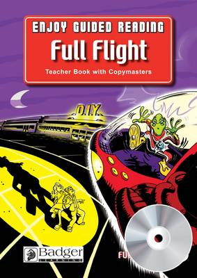 Full Flight Guided Reading by Jane A. C. West