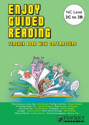 Enjoy Guided Reading NC Level 2c to 2b by Julie Galliard