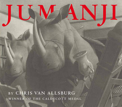 Jumanji by Chris Van Allsburg