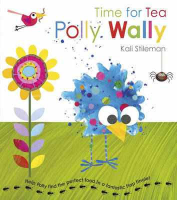 Time for Tea Polly Wally by Kali Stileman