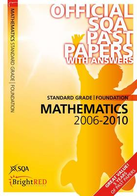Maths Foundation (St Gr) SQA Past Papers by SQA