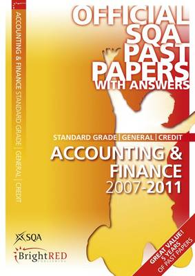 Accounting & Finance General/Credit SQA Past Papers by SQA