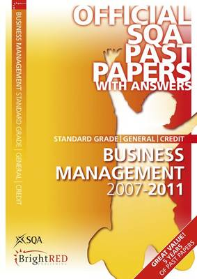 Business Management General/Credit SQA Past Papers by SQA