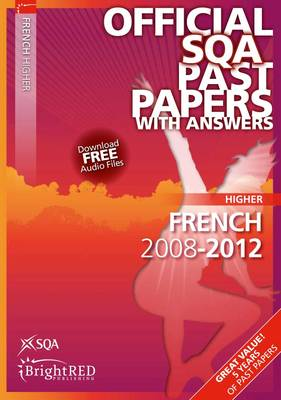 French Higher SQA Past Papers by SQA