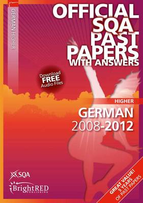 German Higher SQA Past Papers by SQA