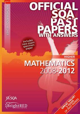 Maths Higher SQA Past Papers by SQA