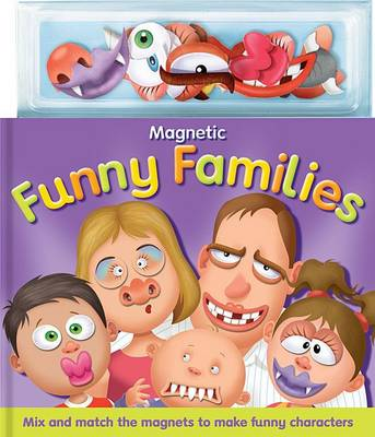 Magnetic Funny Families by Top That