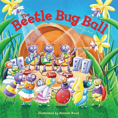 The Beetle Bug Ball by Graham Oakley