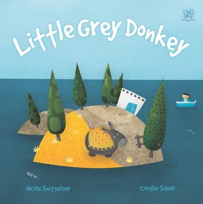 Little Grey Donkey by Nicole Snitselaar