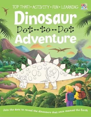 Dinosaur Dot-to-Dot Adventure by Nat Lambert