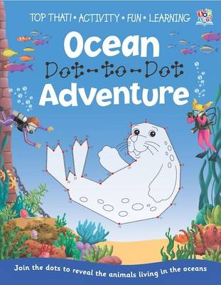Ocean Dot-to-Dot Adventure by Nat Lambert