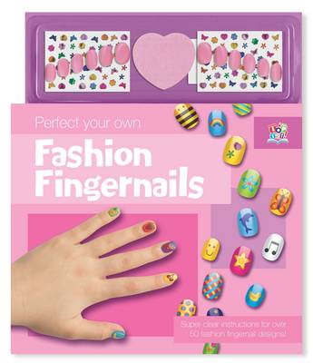 Fashion Fingernails by Nat Lambert