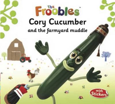 Cory Cucumber by J. R. Aspey