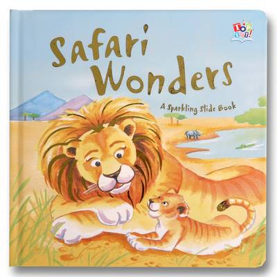Safari Wonders by Graham Oakley