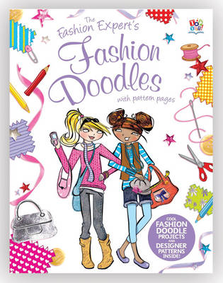 The Fashion Expert's Fashion Doodles by Eilidh Rose