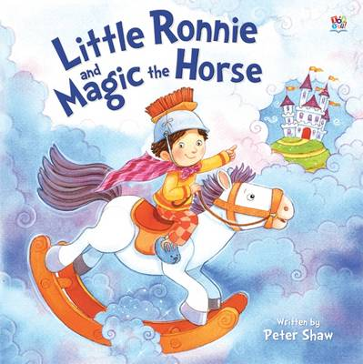 Little Ronnie and Magic the Horse by Peter Shaw