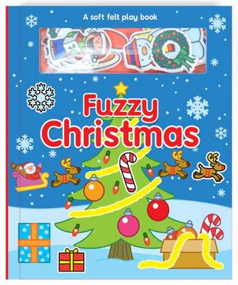 Fuzzy Christmas by Kate Thomson