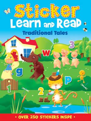 Sticker Learn and Read Traditional Tales by Jeannette O'Toole