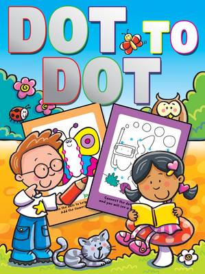 Dot to Dot Colouring, Activites, Dot-to-Dots by Gemma Cooper