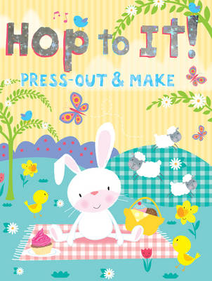 Hop to It! Press-out & Make, Craft by Gemma Cooper