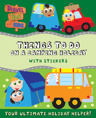 Things to Do on a Camping Holiday with Stickers by