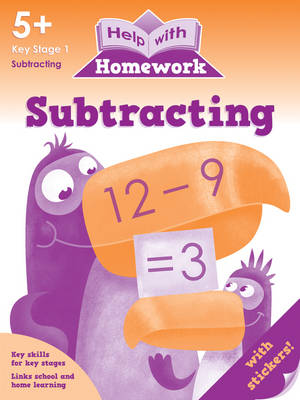 Subtracting 5+ by