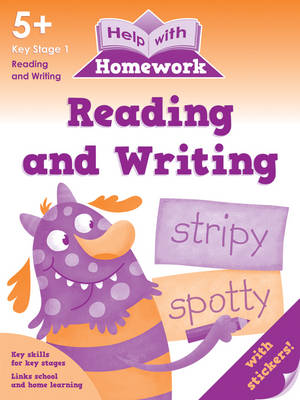 Reading & Writing 5+ by