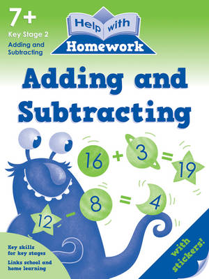 Adding and Subtracting 7+ by