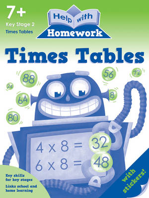 Times Tables 7+ by