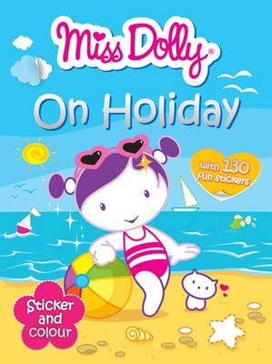 On Holiday Colour, Stickers by Gemma Cooper