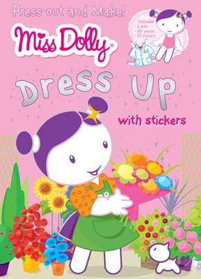 Press-out and Make Dress Up Stickers, Press-outs, Dolls by Gemma Cooper