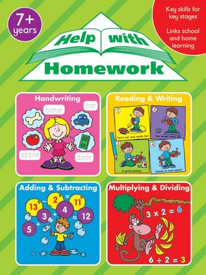 Help with Homework Handwriting; Reading and Writing; Adding and Subtracting; Multiplying and Dividing by