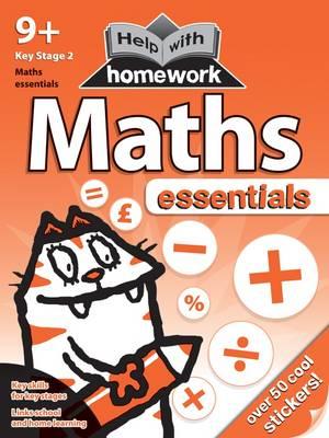 Help with Homework 9+ Maths Essentials by Nina Filipek