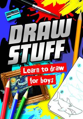Draw Stuff by Autumn Publishing Inc., Holly Brook-Piper