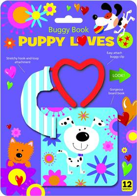 Puppy Loves Buggy Book by Holly Brook-Piper