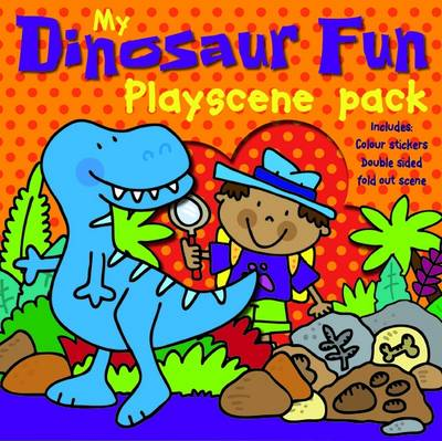 My Dinosaur Fun Playscene Pack by