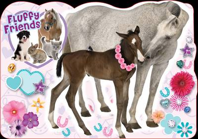 Pretty Pony A Fluffy Friends Story Book by Gemma Cooper