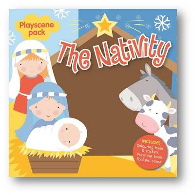 The Nativity Playscene Pack by Gemma Cooper
