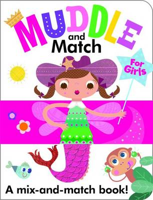 Muddle and Match for Girls by Holly Brook-Piper