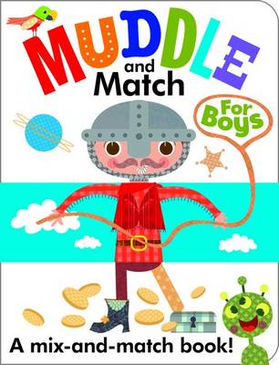 Muddle and Match for Boys by Holly Brook-Piper