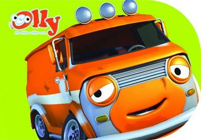 Bazza the Orange Van Chunky Storybook by Ideas at Work