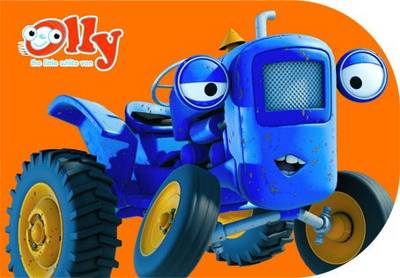 Jethro the Tractor Chunky Storybook by Ideas at Work