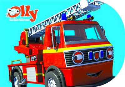 Royston the Fire Engine Chunky Storybook by Ideas at Work