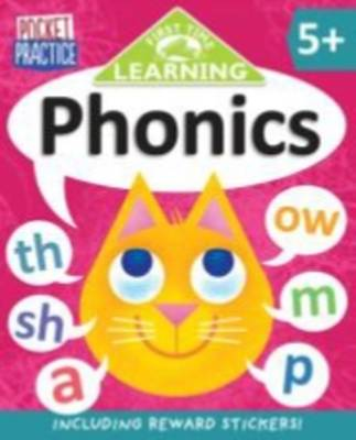 First Time Learning - Pocket Practice Phonics by Kay Massey