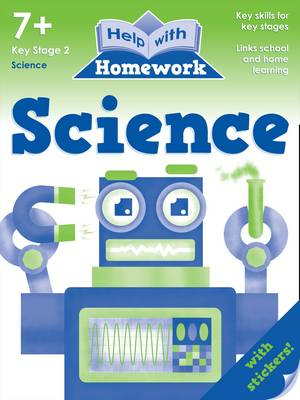 Help with Homework Workbook Science by Nina Filipek, Kay Massey
